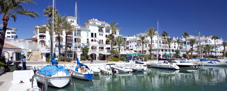 Estepona villages