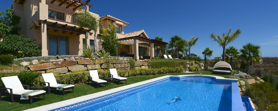 Villa de los Suenos - Estepona luxury holiday villa for rent